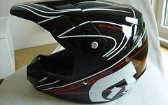 661 SixSixOne Comp MX Helm 2014 Gr. S