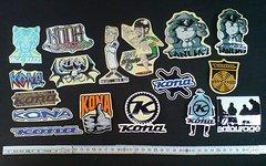 Kona Bikes Aufkleber Sticker Decals verschiedene Varianten