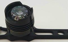 Aluminium LED Sicherheitslicht *weiß* mit Schnellverschluß