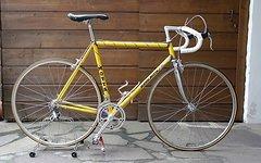 Gianni Motta Genuine Steel Oldtimer, 54cm, 1970's - REDUCED!!
