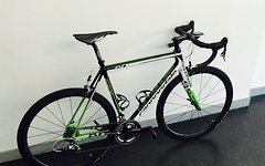 Cannondale Supersix Evo Hi-Mod / Sram Red 22 / RH 56 / Metron 40 LRS