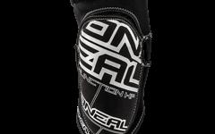 O'Neal Junction HP Knee Guard Größe M - schwarz/weiss