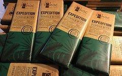 "Ichoc Schokolade 20 Tafeln Vegan ""Expedition Jungle Bites"" BIO / Organic"