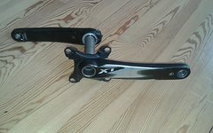 Shimano XT Kurbel  FC-M780 175mm