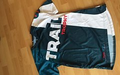 Trail Trophy Kurzarm Jersey