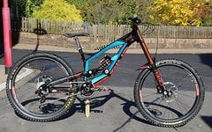 YT Industries YT Tues 2.0 Pro 2014 Large