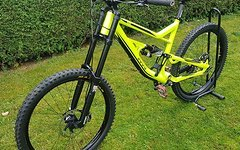 "Rose Bikes SOUL FIRE 27,5"" CUSTOM, Freeride Downhill Bike,Rad,Biken,DH"