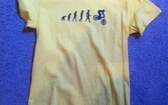 . downhill Shirt S