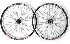 Sun Ringlé Allmountain/Enduro 650B Laufradsatz (Inferno 25 Felgen, Formula Naben, HR 142*12mm) - NEU! von