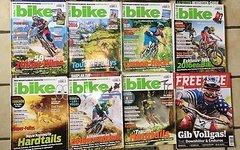 Delius Klasing Verlag Bike Zeitschriften 2015