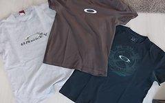 Oakley T-Shirts 6x T-Shirts Größe Large