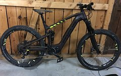 Focus JAM² Factory Enduro E-bike 650b plus