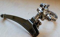 Shimano Dura Ace FD-7100 Silver Front Derailleur Clamp Ø 28,6 Version Umwerfer