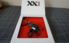 SRAM XX1 Schalthebel 11-Fach Schwarz silber Trigger Shifter