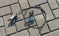 Shimano XT Umwerfer Direct Mount FD-M786-D-A 2-/10-fach mit XT Schaltgriff SL-M780-B-I mit I-Spec 2-/3-fach