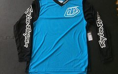 Troy Lee Designs GP Jersey langarm Hot Rod Blue Größe M - NEU!!!