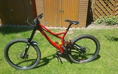 Specialized Demo 8 S-Works 2015