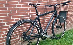 "28"" Custom Made Touren Bike mit 2x8 Gang Alfine, SLX, Mavic, FSA, Tune usw.!"
