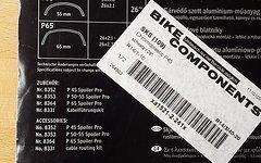 "SKS Chromoplastics P45 28"" Schutzblech-Set"