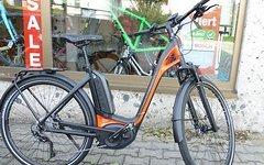 Bergamont E-Bike E-Ville XT 500, Gr. 52cm UVP € 3.499,- Sale!