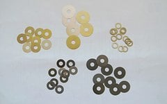 Suspension Shims - 6mm/8mm Innendurchmesser