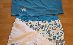 IXS Laidback Jersey und Shorts Gr. L