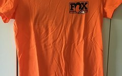 Fox Shirt Orange Gr. S