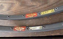 Mavic 2mal GP4 36 Loch für Schlauchreifen Classic Rennrad