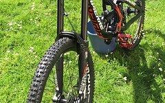 Lapierre 727 Downhill Freeride Fully RockShox Gr.S