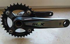 Shimano SLX Kurbel mit Lager 170mm
