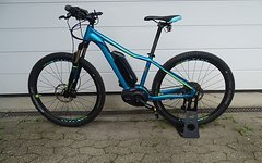 Cube Access WLS 27,5 Hybrid Race 500 - Modell 2016 - top Zustand