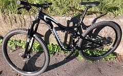 Specialized Stumpjumper FSR Comp EVO 29 (2014) M