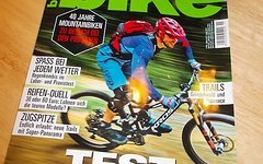 Bike Fahrrad Magazin 11/2016; Cube,Cannondale,Canyon,Trek