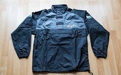 AXO Storm Jacket (Regenjacke) mit Aufbewahrungsbeutel - Größe L | NEU