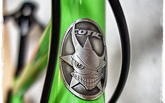 Cotic Custom Headbadge - Neu