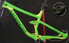 Easy Wrapped Bike-Protection-Shield, Steinschlag- /Lackschutzfolie, Lackschutz, Folie
