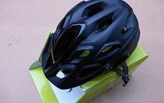 Met Lupo All Mountain MTB Helm Größe M schwarz