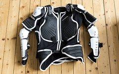 O'Neal Protektorenjacke 1x getragen, wie neu, Gr. L, SAS-tec