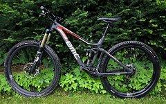 "BMC Trailfox 29"", Größe L, <100km"
