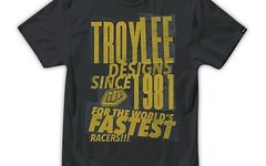 """Troy Lee Designs """"Pasted Tee"""" T-Shirt [NEU/GR. S]"""