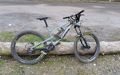 Canyon Torque DHX Playzone 2014, Gr.L -TOP ZUSTAND-
