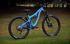 Pivot Cycles Switchblade Race XT custom, NEU !!