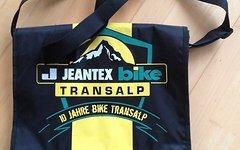 Bike Transalp Kuriertasche