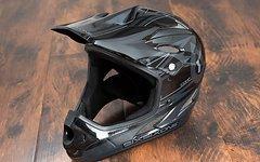 Six Six One Helm 661 COMP wie neu und Scott Brille