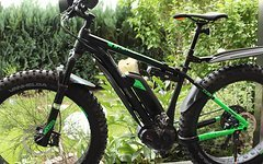 "Cube Fahrrad MTB Fatbike E-Bike Pedelec Cube Nutrail Hybrid 500 26"" 19"