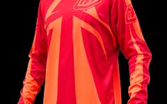 Troy Lee Designs SPRINT JERSEY Gr. XL REFLEX ROCKET RED