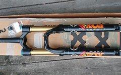 "Fox 36 Talas 29"" Factory Kashima 160-130mm HSC/LSC - Service NEU mit PUSH Industries Ultra Low Friction SEAL Kit ++ Preis neu ++"