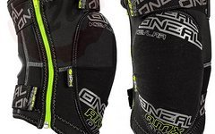 O'Neal AMX Zipper, Knee Guard, schwarz, Gr. S