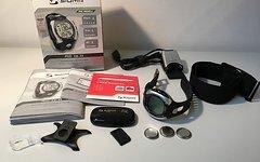 Sigma Sport RC 14.11 Pulsuhr Sportuhr mit Auslesegerät! 2x getragen