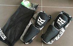 Kali Aazis L - 1 Tag genutzt - Knie-/Schienbeinschoner